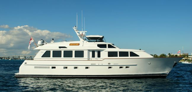 Journey On Charter Yacht