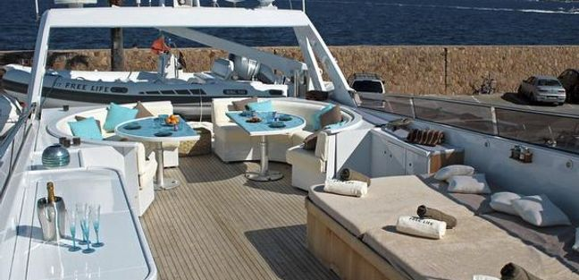 Chamade Charter Yacht - 2