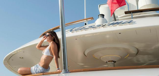 Nassima Charter Yacht - 3