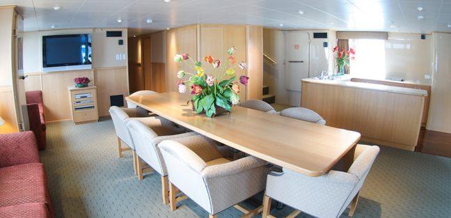Pegasus IX Charter Yacht - 6