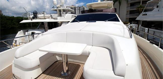 Evolution Charter Yacht - 2