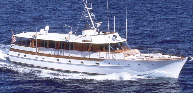 Sea Hammock Charter Yacht