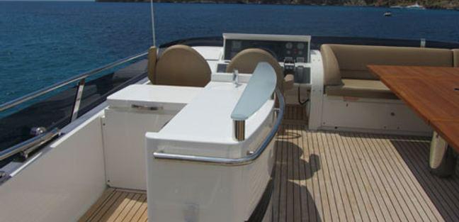 Euphoria of London Charter Yacht - 5