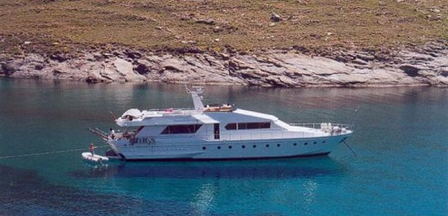Ultraphantom 25 MT Charter Yacht
