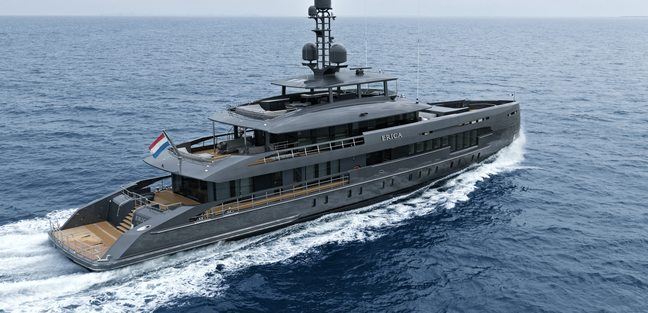 Erica Charter Yacht - 2