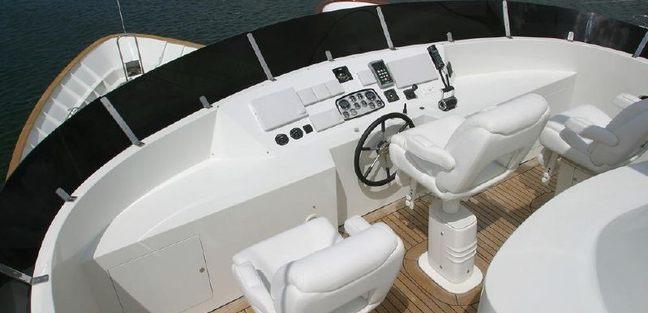 History Charter Yacht - 7