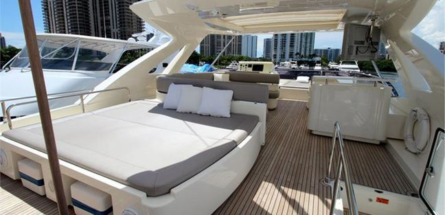 Evolution Charter Yacht - 4