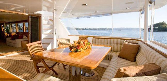 Phoenix I Charter Yacht - 5