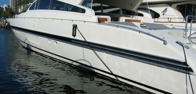 Petrus Charter Yacht