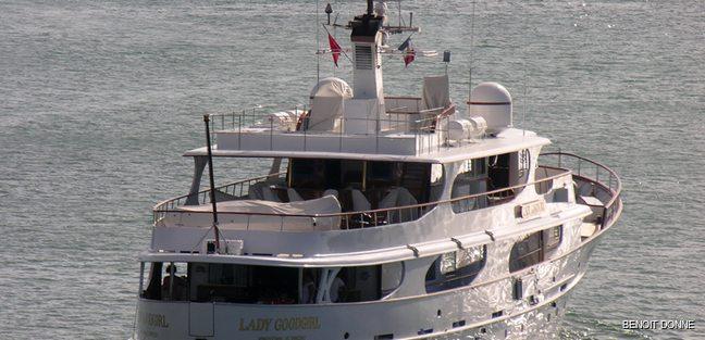 Lady Goodgirl Charter Yacht - 5