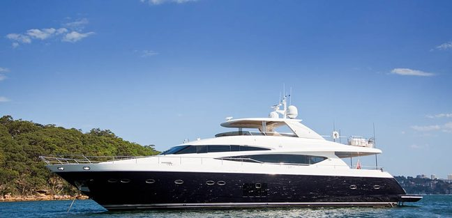 Aventi Charter Yacht
