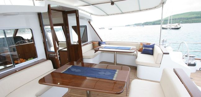 Asia Charter Yacht - 6