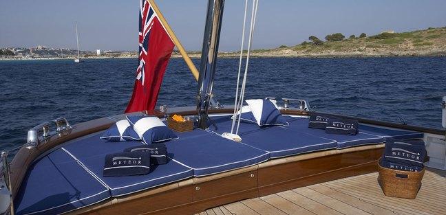 Meteor Charter Yacht - 5