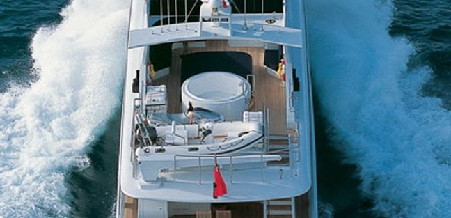 Ammoun Of London Charter Yacht - 4