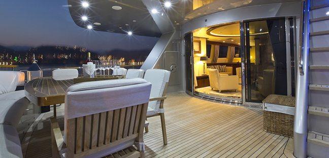 XO of the Seas Charter Yacht - 5