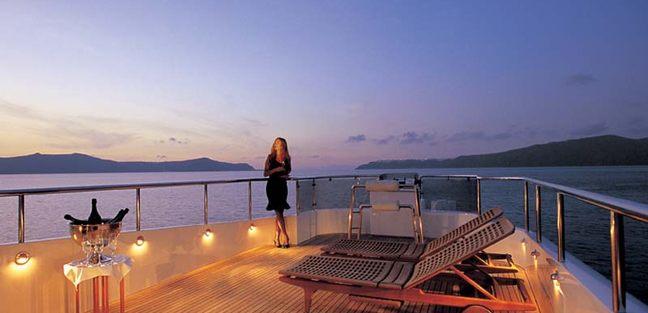 Carmen Fontana Charter Yacht - 3