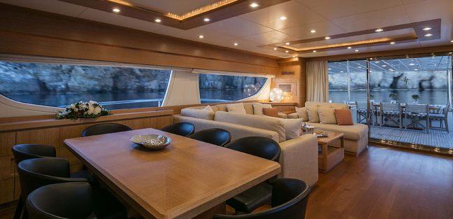 Mythos Charter Yacht - 6