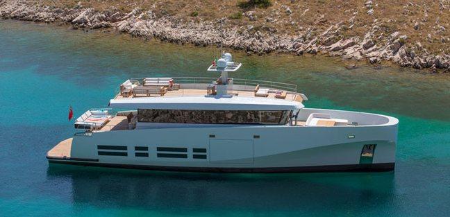 Kanga Charter Yacht