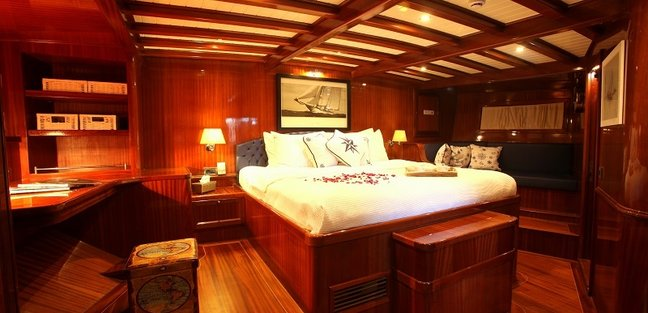 Queen of Datca Charter Yacht - 8