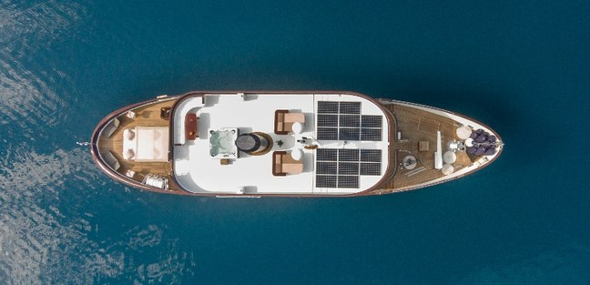 Donna Del Mare Charter Yacht - 4