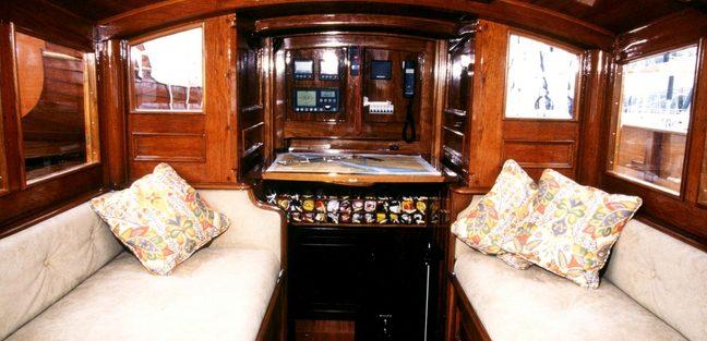 Kentra Charter Yacht - 3