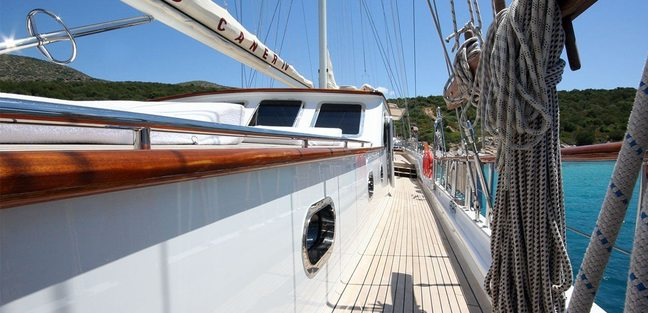 Caner IV Charter Yacht - 5