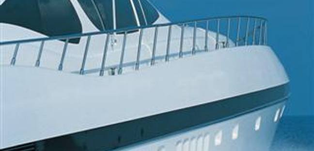 Mangusta 130/21 Charter Yacht - 5