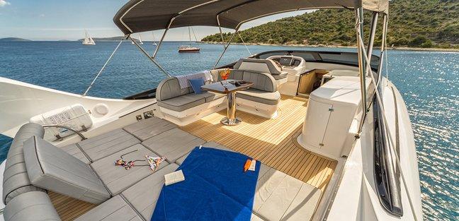 Hope I Charter Yacht - 4