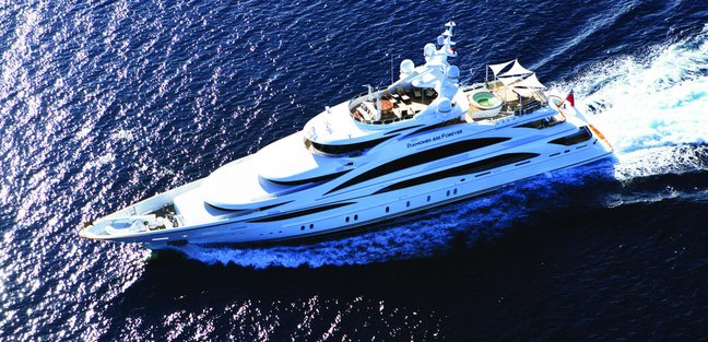 Diamonds Are Forever Charter Yacht - 3