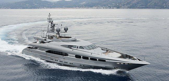 Auspicious Charter Yacht