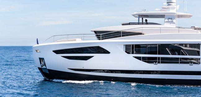 Horizon FD85/05 Charter Yacht - 2