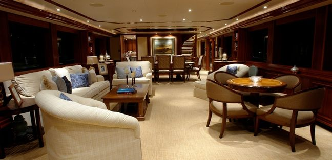 Nina Lu Charter Yacht - 7