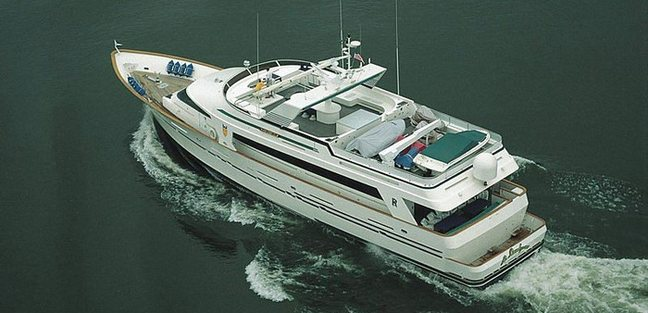 R Rendezvous  Charter Yacht