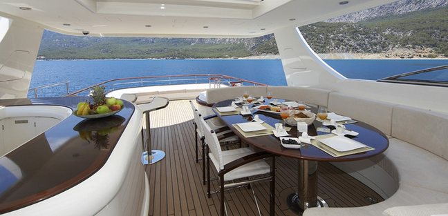 Cyrus One Charter Yacht - 2