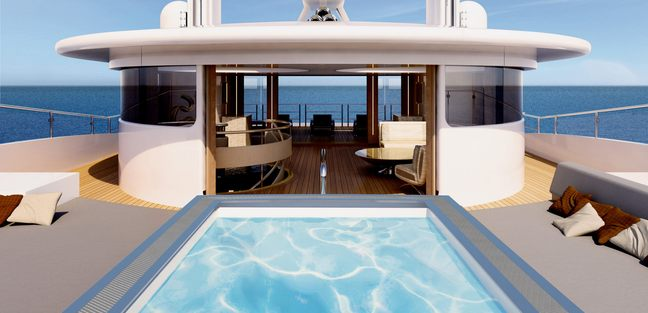 Illusion Plus Charter Yacht - 2