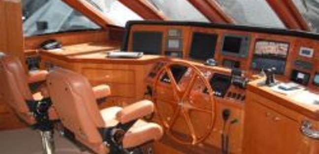 Somewhere in Time Charter Yacht - 5