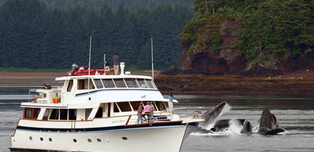 Alaskan Story Charter Yacht