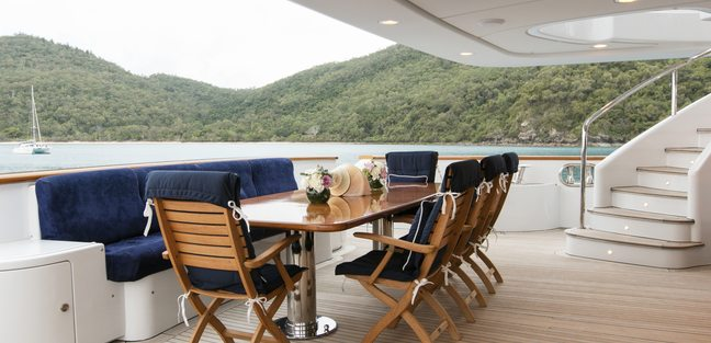 Sovereign Charter Yacht - 3