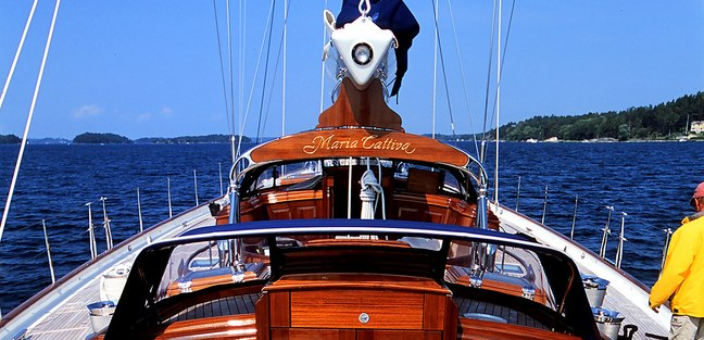 Maria Cattiva Charter Yacht - 2