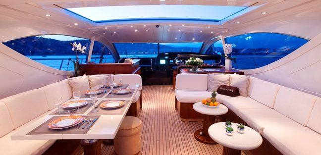 Beluga Charter Yacht - 4