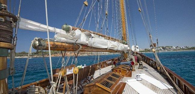 Aello Charter Yacht - 5