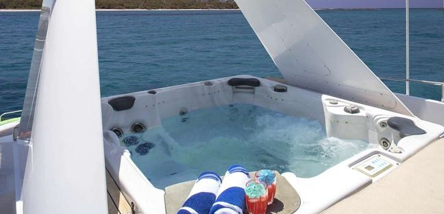 Sea Dreams Charter Yacht - 5