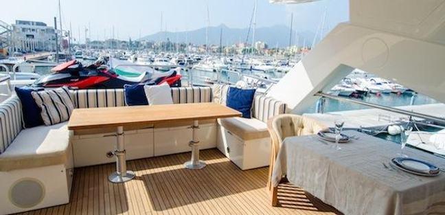 Adeona Charter Yacht - 7