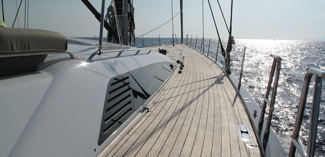 Alix Charter Yacht - 2