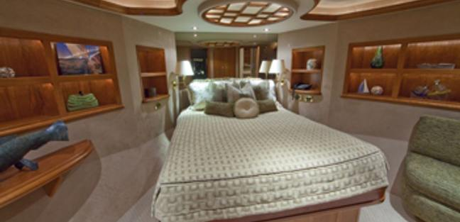 Alicia Charter Yacht - 7
