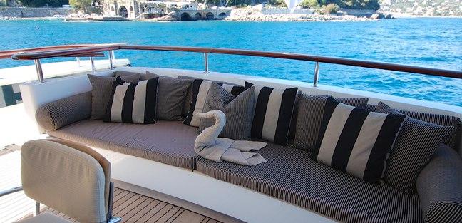 Il Cigno Charter Yacht - 4