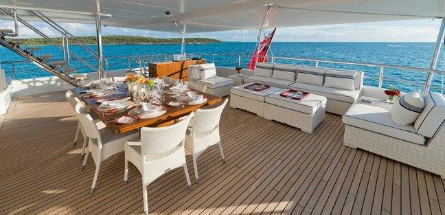 Bella Charter Yacht - 4