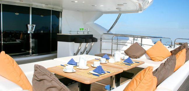 Barracuda Red Sea Charter Yacht - 4
