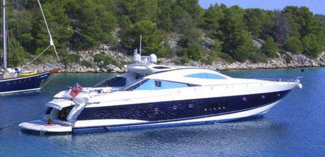 Timeless C Charter Yacht