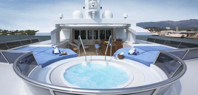 Samadhi Charter Yacht - 2